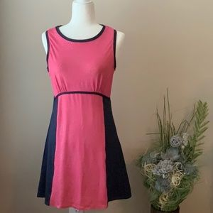 "Tail Tennis/Workout Dress. Total length 30""- 31"""